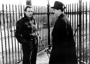 ON THE WATERFRONT, Marlon Brando, Karl Malden, 1954