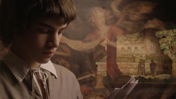 Retable de don Raúl et don Miguel, Mystères de Lisbonne, souvenir de Cervantès